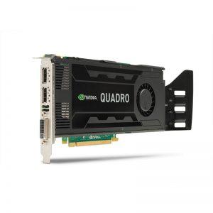 HP nVidia Quadro K4000 3GB