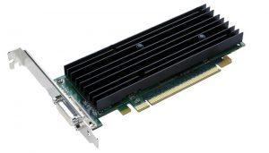 HP nVidia Quadro NVS 290 256MB
