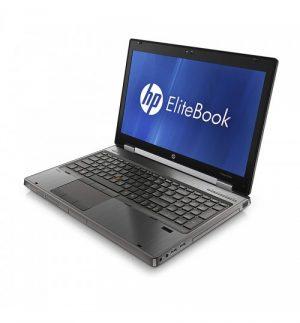 HP EliteBook 8560w Intel i5 2.60GHz